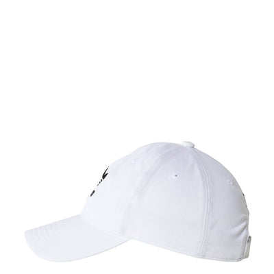 Adidas- Originals Relaxed Strap-Back Hat White BH7135