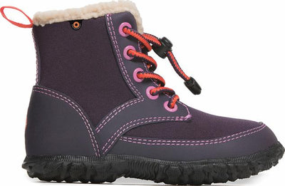 Bogs - Kids Skyler Insulated Boot in Eggplant