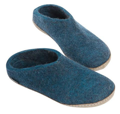 Glerups - Slipper with Leather Sole - GABRIEL CHAUSSURES