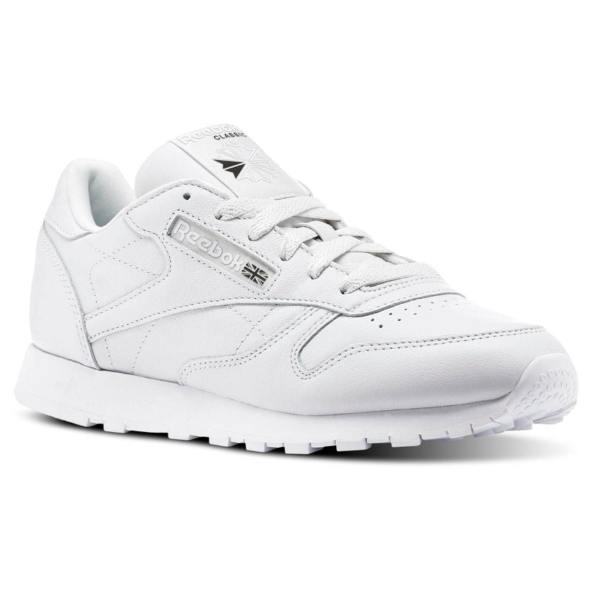 Reebok - Reebok X FACE Stockholm Classic Leather pour femme en rose pâle