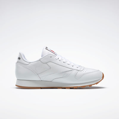 Reebok - Homme Classic Leather White / Gum