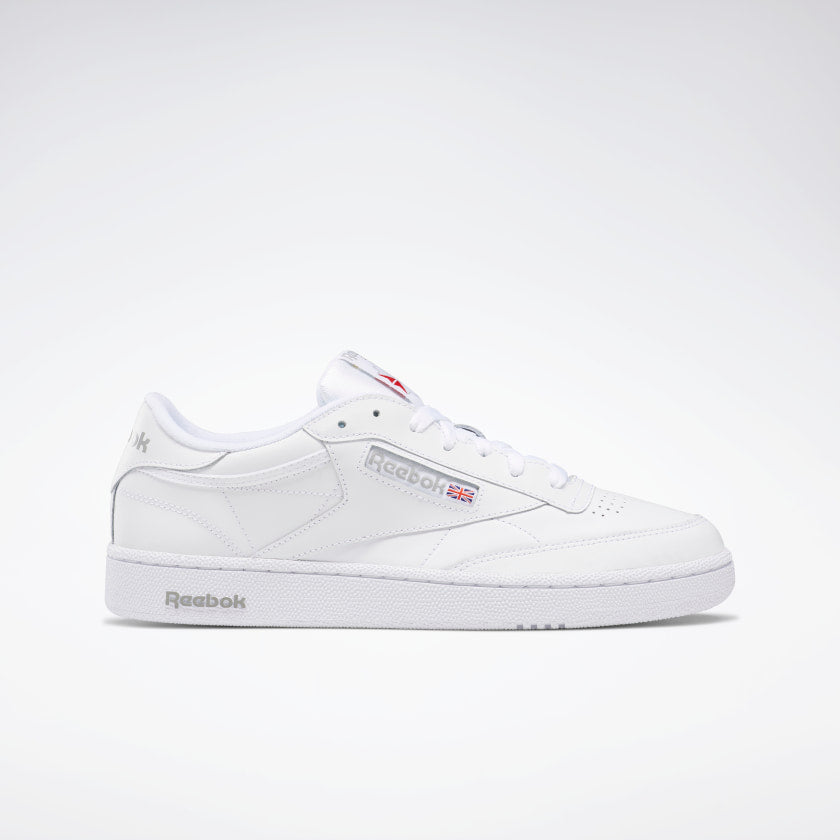 Reebok - Men's Club C 85 White AR0455