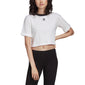 Adidas- Women's Crop Top White