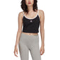 Adidas- Women's Spaghetti Strap Top Black