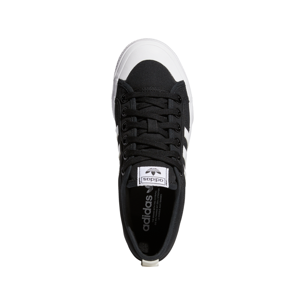 Adidas - Women Nizza Platform Black