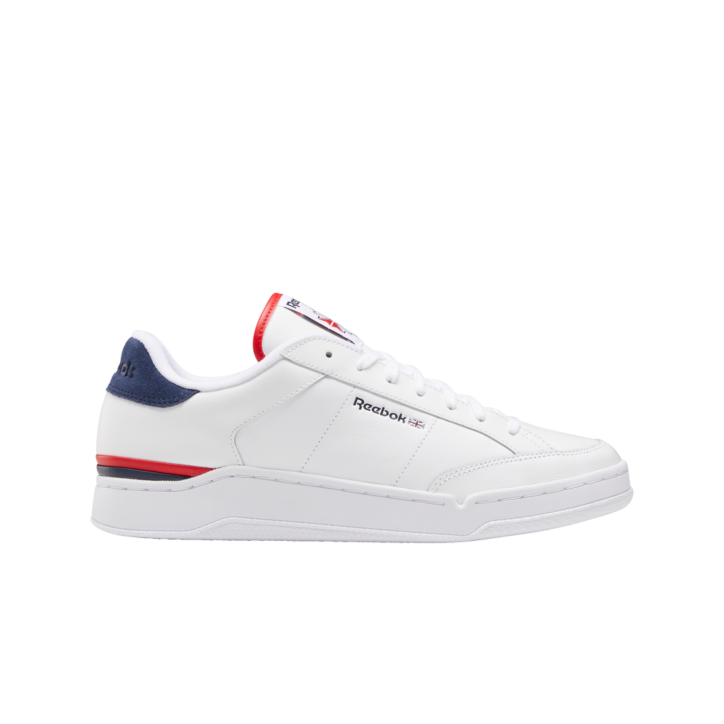 Reebok - Chaussures Ad Court Blanc Pour Homme FX1355