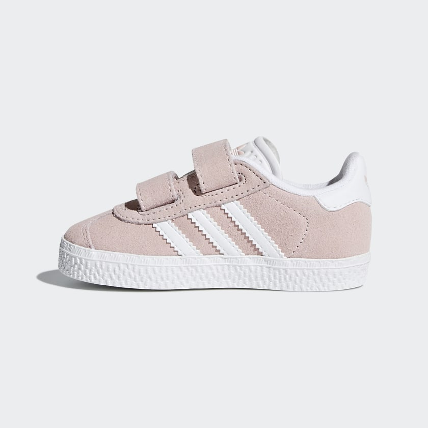 Adidas - Enfants Gazelle Rose