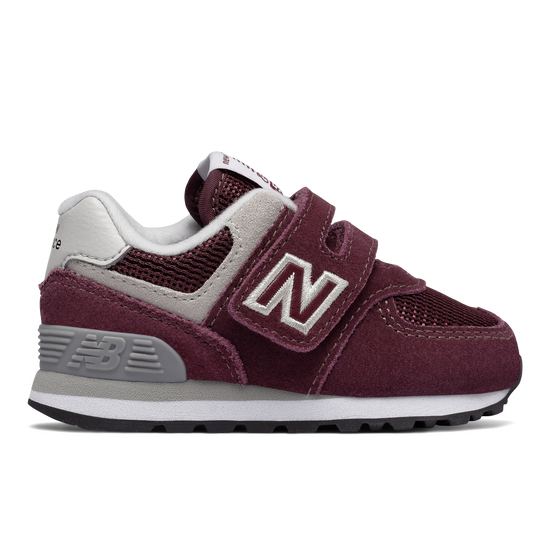 e829360a9a8 New Balance - 574 Core for Kids in Burgundy