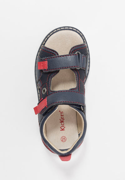 Kickers - Pepper Marine / Rouge