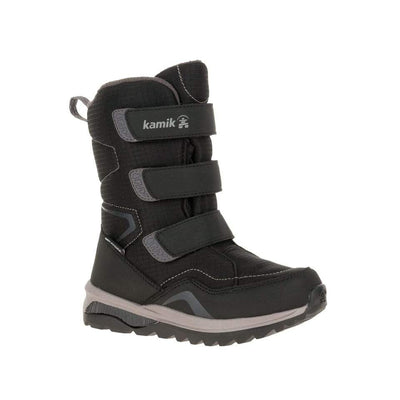 Kamik- Kids Chinook Black Winter Boots