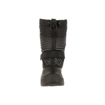 Kamik- Kids Snowfall Black Winter Boots