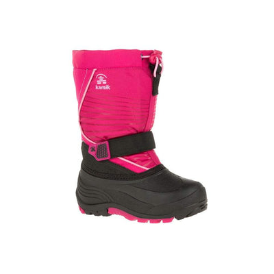 Kamik- Kids Snowfall Pink Winter Boots
