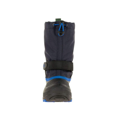 Kamik- Kids Waterburg5 Navy/Blue Winter Boots