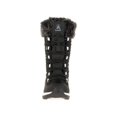 Kamik - Kids Prairie Black Winter Boots