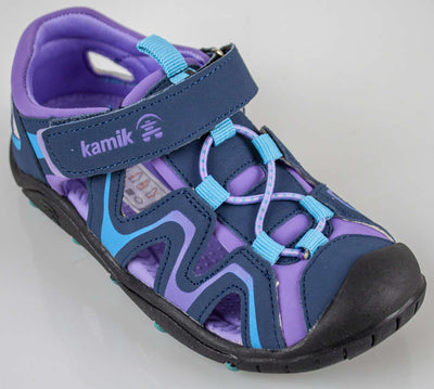 Kamik - Kids Kick Bleu Sarcelle Teal