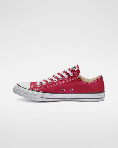 Converse -Chuck Taylor All Star Ox - Rouge