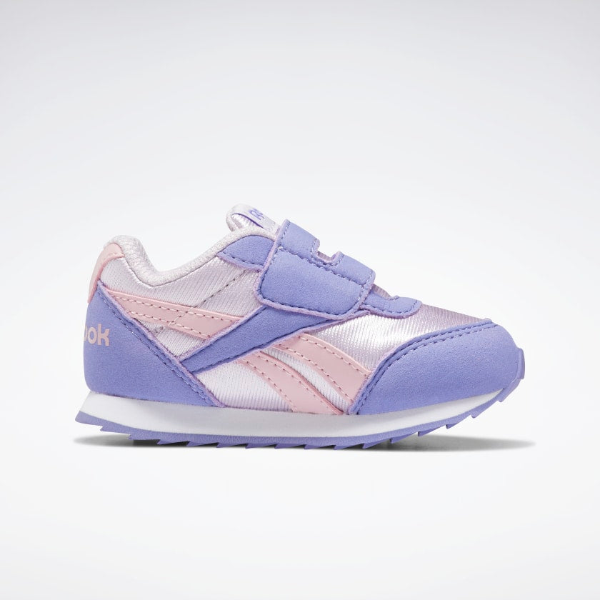 Reebok- Kids Royal Classic Jogger 2 Chaussures Lilas / Violet / Rose