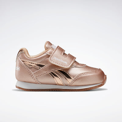 Reebok- Kids Royal Classic Jogger Rose Gold