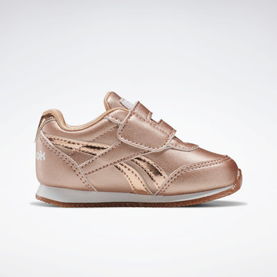 Reebok-Kids Royal Classic Jogger Rose Gold