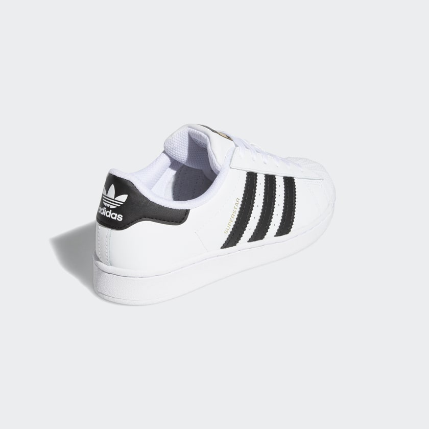 Adidas - Kids Superstar White BA8378