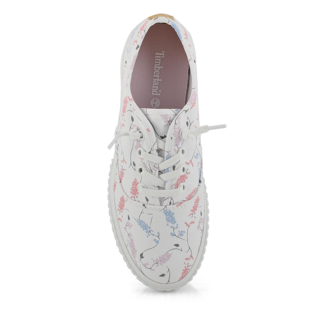 Timberland - Women's Newport Bay Oxford White/ Flower