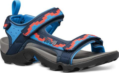 TEVA- Kids Tanza Step Black Iris