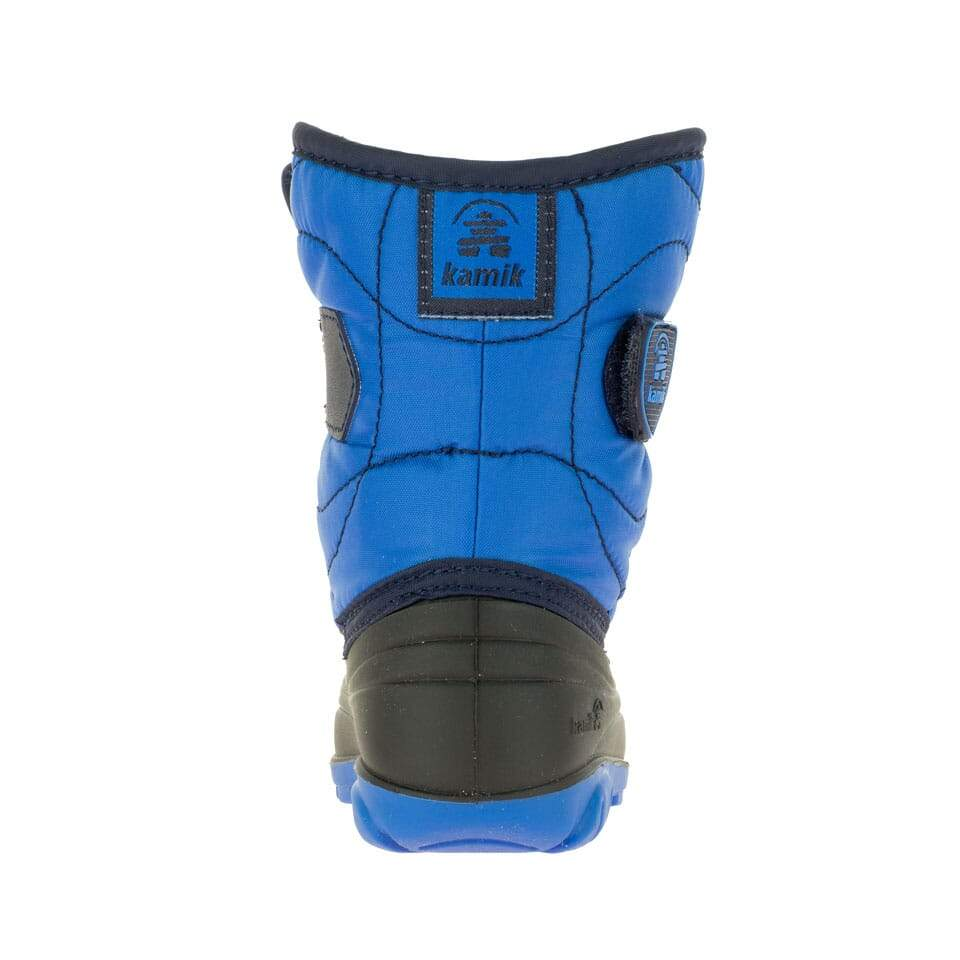Kamik- Kids Snowbug 3 Blue Winter Boots