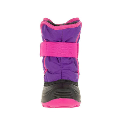 Kamik- Kids Snowbug 3 Purple Magenta Winter Boots