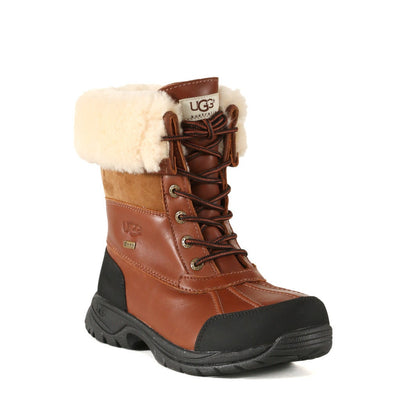 UGG- Men's Butte Worchester  Winter Boots