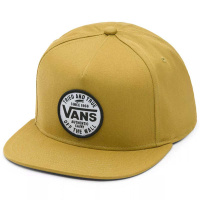 Vans - Casquette Snapback Logo Pack Dried Tabacco