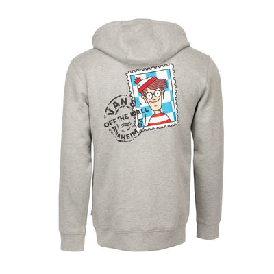 Vans - Hoodies Grey Where's Waldo ?