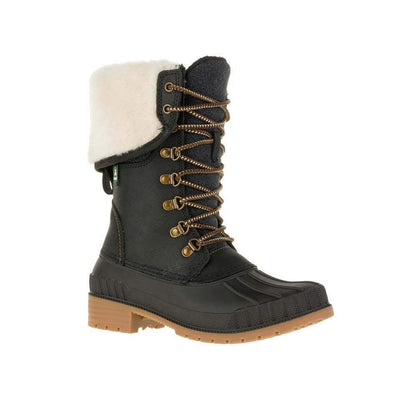 Kamik - Women Sienna F2 Black Winter Boot