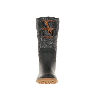 Kamik - Women Abigail Black/White Rain Boot