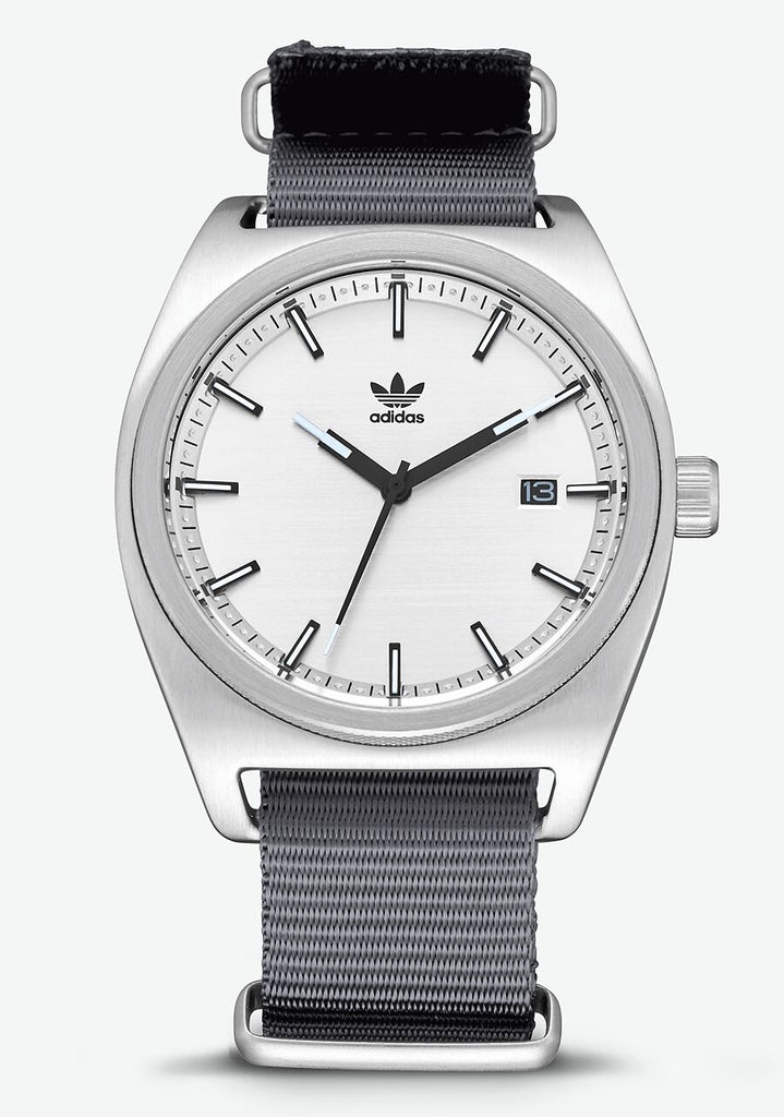 Adidas- Watch Process_W2 Grey/Silver