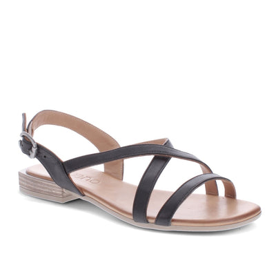 Bueno - Astral Black Sandal