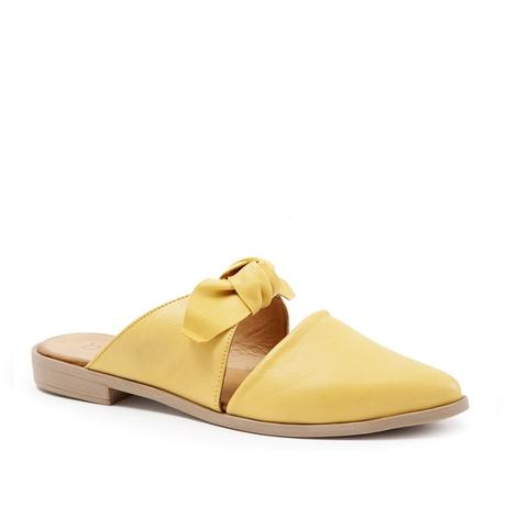 Bueno - Bowery Leather Yellow - GABRIEL CHAUSSURES