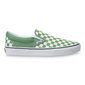 Vans - Classic Slip-On in Checkerboard Shale / Blanc