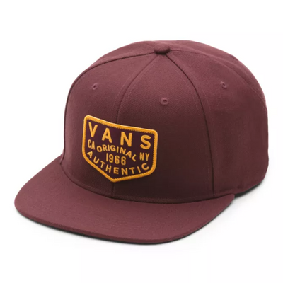 Vans - Evers Snapback Hat Port Royale
