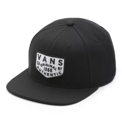 Vans - Evers Snapback Hat Black