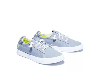 Timberland - Femmes Newport Bay Canvas Oxford Grey T085