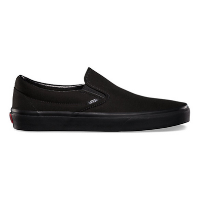 Vans - Classic Slip-On in Black/Black