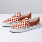 Vans - Classic Slip-On in Checkerboard Picante