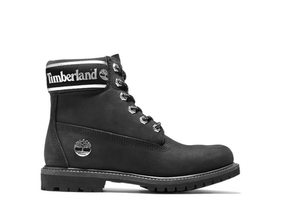 Timberland - Women Premium 6in Waterproof Boots Black/White