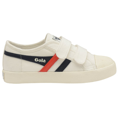 Gola - Kids Coaster Strap White/Navy/Red