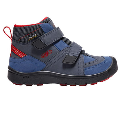Keen - Hikeport Mid Strap 1017995 Blue/Red