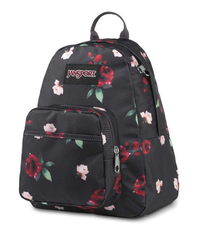 Jansport -  Half Pint Fx Mini Backpack Black Love Spell