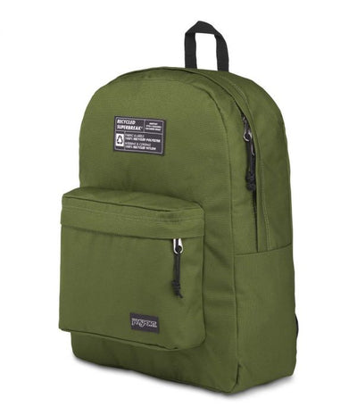 Jansport - Superbreak recyclé New Olive Green