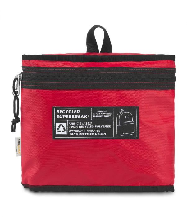 Jansport -  Recycled Superbreak Red