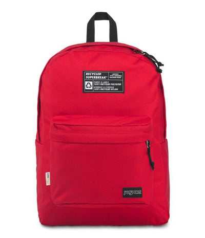Jansport - Superbreak rouge recyclé