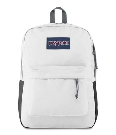 Jansport -  Superbreak Backpack Black/ White